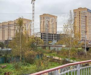 ЖК микрорайон «Восточный» (Лобня): Вид на ЖК со стороны платформы Депо
