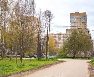 ЖК микрорайон «Восточный» (Лобня): Вид на ЖК со стороны старого микрорайона