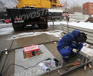 МФК «Барбарис»: ход строительства (фото из группы «Вконтакте»)