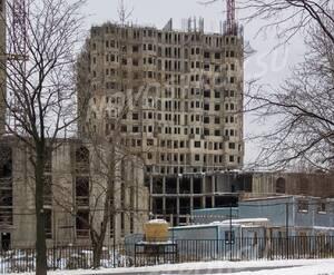 ЖК «Академ-Палас»: Архитектура первых трёх этажей