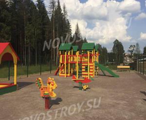 КП «Киссолово»: детская площадка