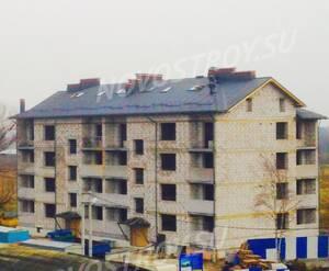 Малоэтажный ЖК «на улице Гурьевская»: ход строительства