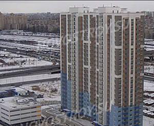 ЖК «Квартет»: ход строительства корпуса 1