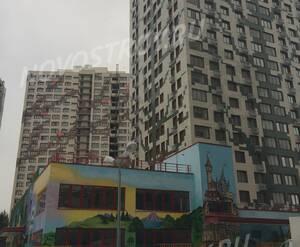 ЖК «Белые Росы»: ход строительства детского сада (фото из группы «Вконтакте»)