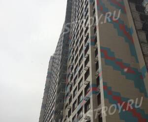 ЖК «Белые Росы»: ход строительства корпуса 1 (фото из группы «Вконтакте»)