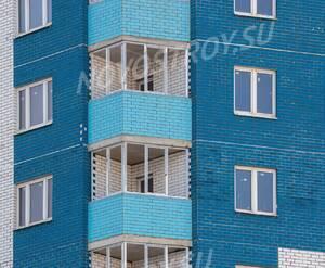 ЖК «Королёв»: Угловые балконы