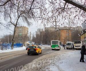 ЖК «Королёв»: Остановка «Лесная школа» вблизи комплекса