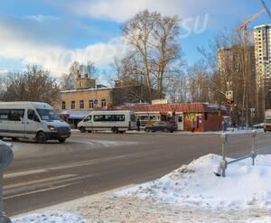 ЖК «Королёв»: Перекрёсток между домом 14 и домом 2