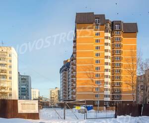 ЖК «Нахабино Центральное»: Вид со стороны улицы Панфилова