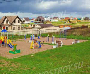 КП «Брусничное»: детская площадка