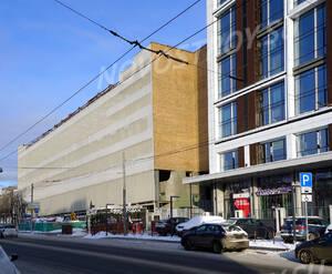 МФК «Kleinhouse»: Вид со стороны Нижней Красносельской улицы.