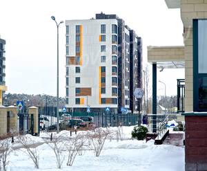 ЖК «Резиденции Сколково»: общий вид (фото из группы «Вконтакте»)