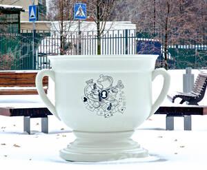 ЖК «Резиденции Сколково»: элементы благоустройства придомовой территории (фото из группы «Вконтакте»)
