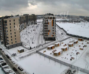 ЖК «Резиденции Сколково»: общий вид