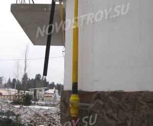 Малоэтажный ЖК «Агалатово»: ход строительства корпуса 1