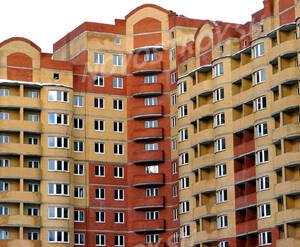 ЖК «Марушкино»: Фрагмент центрального корпуса.