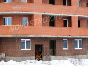 ЖК «Марушкино»: Цокольный этаж.