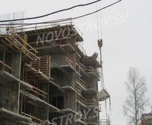 Жилой комплекс «Коломяги Плюс»: ход строительства