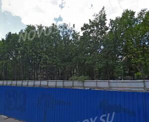 Жилой комплекс на Благодатной улице:  стрроительная площадка до начала работ