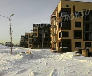 Малоэтажный ЖК «Булатниково»: ход строительства корпуса 1-5