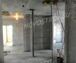 Малоэтажный ЖК «Булатниково»: ход строительства корпуса 10