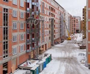 ЖК «Смольный проспект»: ход строительства