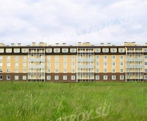 ЖК «Пушгород»: общий вид построенного дома