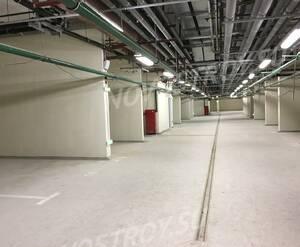 ЖК «Одинбург»: подземный паркинг (фото из группы «Вконтакте»)