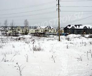 Малоэтажный ЖК «Метелица»: общий вид ЖК со стороны Павловской слободы.