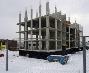 Малоэтажный ЖК «Веледниково»: ход строительства