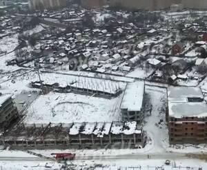 Малоэтажный ЖК «Нахабино Экопарк»: ход строительства