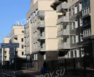 Малоэтажный ЖК «Duderhof Club»: ход строительства 2 очереди