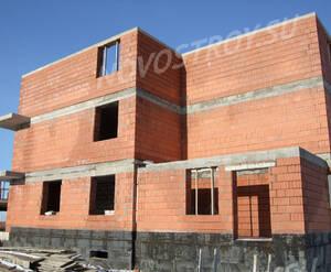 Малоэтажный ЖК «Город Детства»: ход строительства корпуса 5 из группы Вконтакте