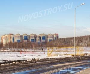 ЖК «Любимое Домодедово»: общий вид из соседнего микрорайона