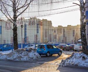 ЖК «Любимое Домодедово»: вид на ЖК с улицы Талалихина