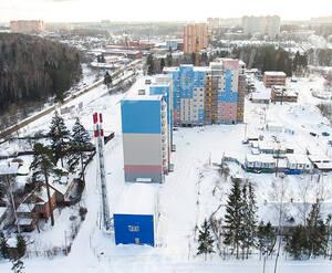 ЖК «Сходня Парк»: ход строительства