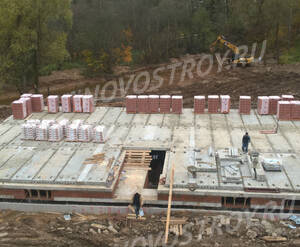 Малоэтажный ЖК «Фирсановка Парк»: ход строительства