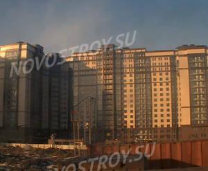 ЖК «Московские ворота»: ход строительства корпуса 4