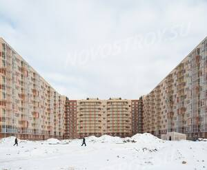ЖК «Мурино 2017»: ход строительства корпуса 2