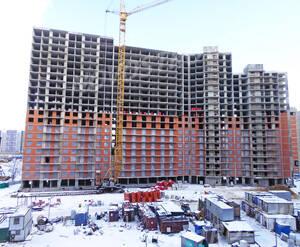 ЖК «Солнечный»: ход строительства дома 9 из группы Вконтакте