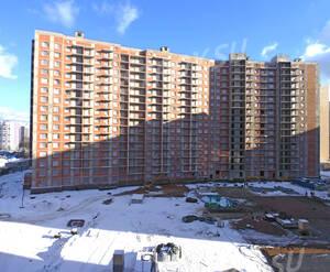 ЖК «Солнечный»: ход строительства дома 11 из группы Вконтакте