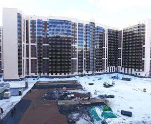 ЖК «Солнечный»: ход строительства дома 13 из группы Вконтакте