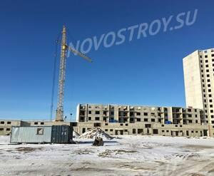 ЖК «Новое Горелово»: ход строительства 3 очереди