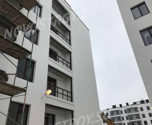 Малоэтажный ЖК «Петергоф Парк»: ход строительства корпуса 2.5,2.9,2.8
