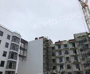 Малоэтажный ЖК «Петергоф Парк»: ход строительства корпуса 2.7,2.8 из группы Вконтакте