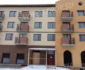 Малоэтажный ЖК «Итальянский квартал»: ход строительства корпуса 1