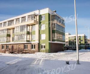 Малоэтажный ЖК «Золотые купола»: ход строительства корпуса 4,5 из группы Вконтакте