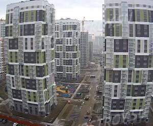 ЖК «Калина-Парк 2»: ход строительства корпуса 5,7