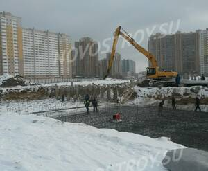ЖК «Новая Каменка»: ход строительства корпуса 4 из группы Вконтакте