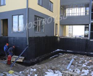 Малоэтажный ЖК «Финский городок Юттери»: ход строительства корпуса 3